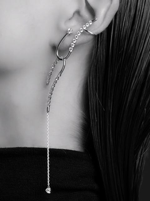 Q Earrings by Ame